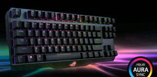 Asus ROG Claymore RGB-pelinäppäimistö