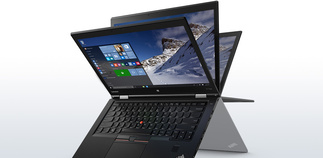 Lenovo X1 Yoga ja X1 Tablet – Moneen taipuvat hybridit