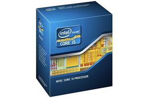 Intel i5-3450 (Ivy Bridge)