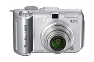 Canon PowerShot A630