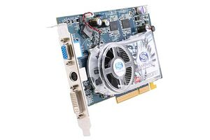 Sapphire RADEON X1650 Pro (AGP 8x / 512MB)