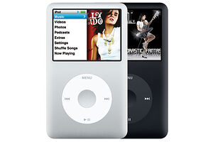 Apple iPod classic 160GB (6th gen)