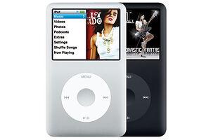 Apple iPod classic 160GB (6th gen)
