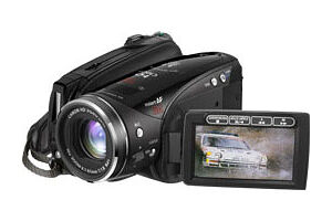 Canon HV30