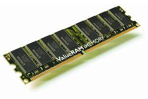 Kingston ValueRAM 1GB DDR2-800 CL 5