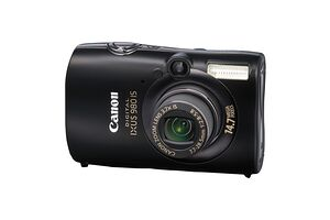 Canon Digital IXUS 980 IS