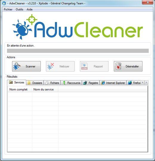 AdwCleaner v4.111 [Portable] [4shared]