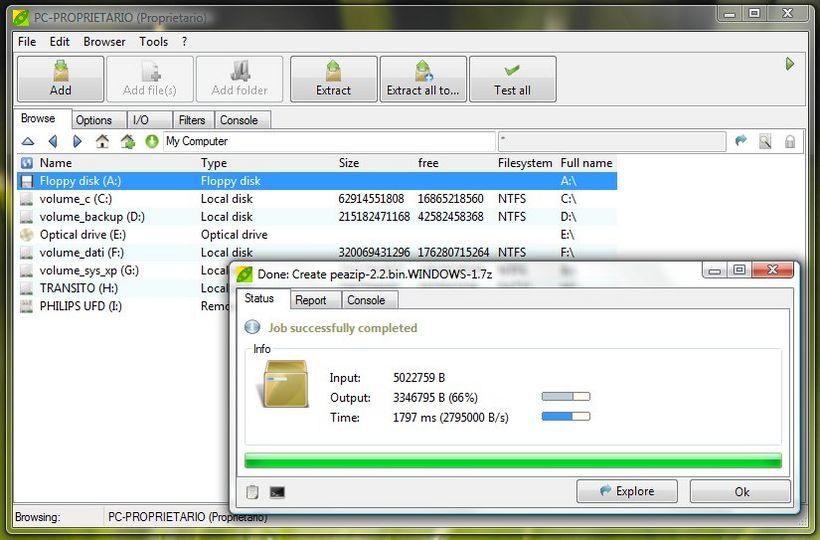 Download peazip 64 bit v5 8 1 open source afterdawn software downloads - Open office 64 bit windows 8 ...