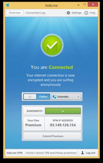 What is secret vpn on ipad