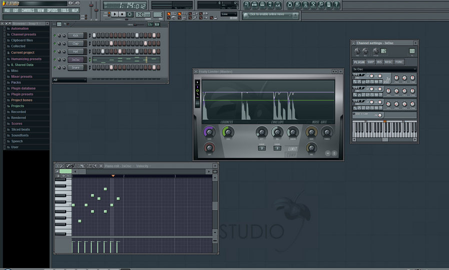fl studio 9 xxl edition crack