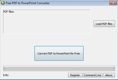 Convert PDF To PowerPoint - Convert your PDF To PPT online