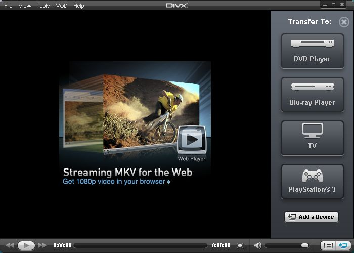 Media Player Classic 6491 20100214 Software