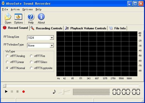 download absolute sound recorder v4 8 afterdawn software downloads. Black Bedroom Furniture Sets. Home Design Ideas