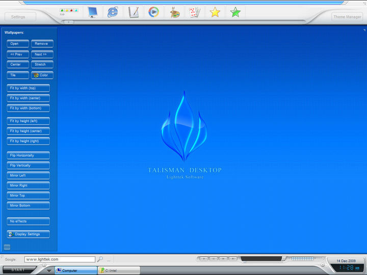Talisman desktop v3 portable