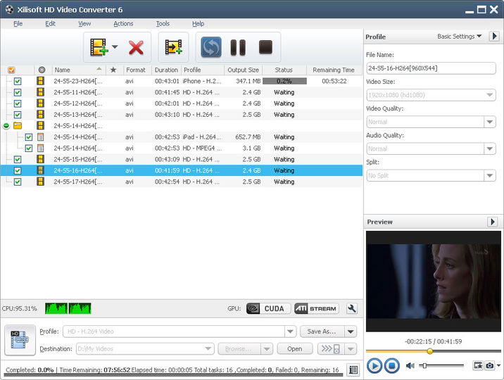 Xilisoft video converter ultimate v5.1.18.1226 snd
