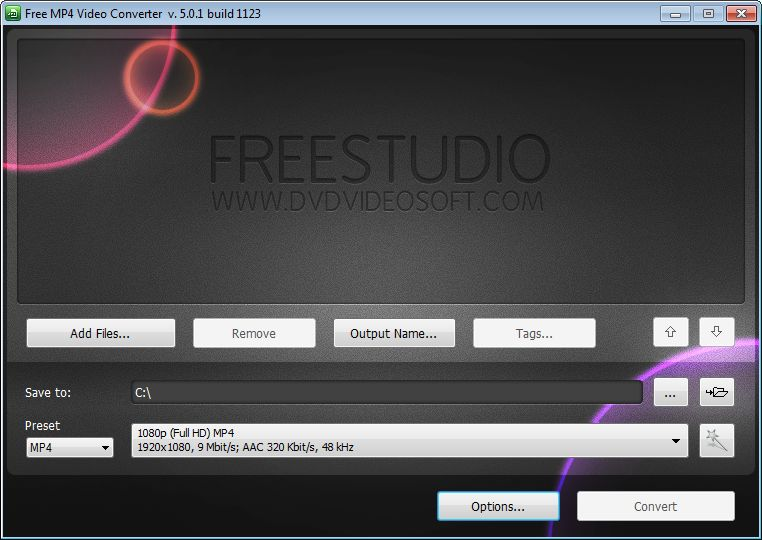 free mp4 2 mpeg  software