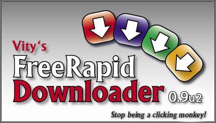 Freerapid downloader hi speed downloaders.