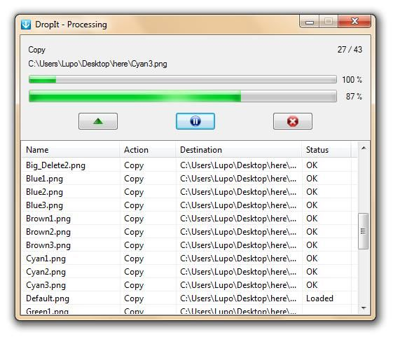c6af7be298 DropIt: Personal Assistant to Automatically Manage Your Files DropIt  Portable adsguru.biz