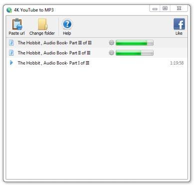 Lataa 4k YouTube to MP3 (portable) v3.1.1.1707 (ilmainen ohjelma / freeware) - download.fi