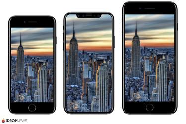 Näyttääkö iPhone 8 todella tältä?