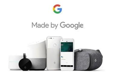 Google ottaa mallia Applesta – Alkaa suunnitella itse omat piirinsä