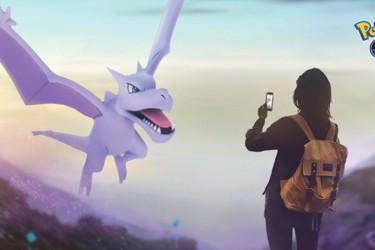 Pokémon Go -pelissä alkaa pian kivityyppiin keskittyvä erikoisviikko