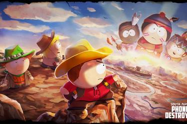 Kotimaisen RedLynxin virallinen South Park -ker