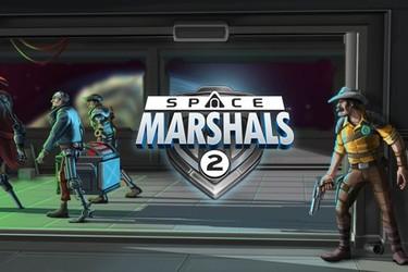 Space Marshals 2 julkaistiin - jatko-osa villi� l�ntt� ja scifi� yhdistelev�lle hittipelille