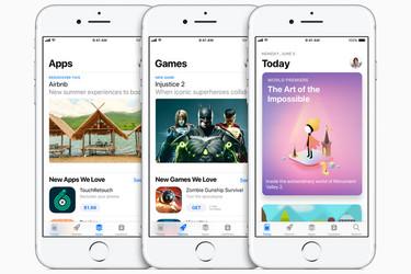 App Store menee kokonaan uusiksi – Tältä se tulee näyttämään