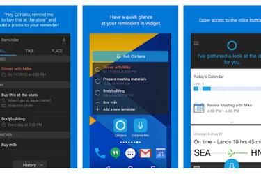Microsoftin ääniavustaja Cortana päivittyi isosti – Androidilla
