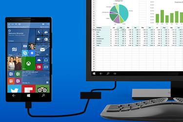 Windows-puhelimet saamassa tuen tietokonesovelluksille?