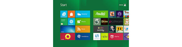 Microsoft kalder officielt sin nye grnseflade for &quot;Windows 8&quot;