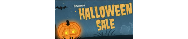 Steam bner op for Halloween Sale 2012