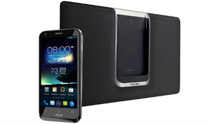 Asus haaveilee Padfone-tyyppisest Windows-puhelimesta