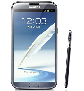 Samsung sells 3 million Galaxy Note II