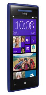 HTC Windows Phone 8X - uusi lippulaiva myyntiin marraskuun alussa
