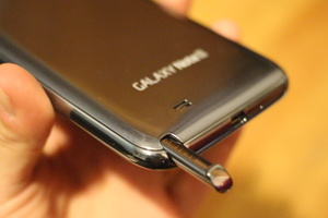 Galaxy Note II officially headed to Verizon tomorrow
