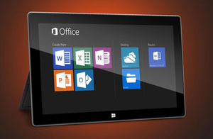Toekomstige kleine Windows 8 tablets krijgen gratis Office 2013