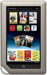 Nook Tablet rooted with SD card