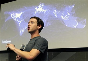 Zuckerberg loses $2.2 billion just one day after Facebook IPO
