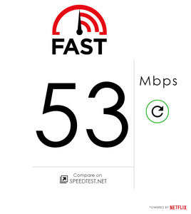 Netflix launches simple speed testing site
