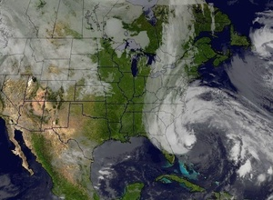 Tracking Sandy: View these webcams to follow the 'Frankenstorm'