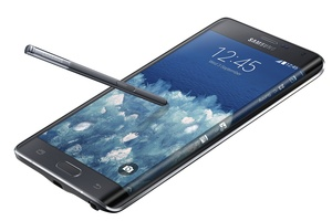 Arvostelu: Samsung Galaxy Note Edge - Reunoille taivutettu j�ttin�ytt�