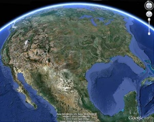 Google Earth now one smooth image