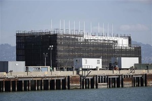 "Google's mysterious barge off San Francisco will be a ""technology exhibition space"""