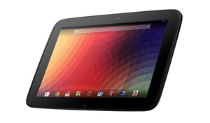 Google shows off 2560 x 1600 resolution Nexus 10 tablet