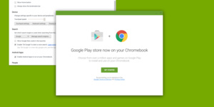 The Google Play Store is now headed to Chrome