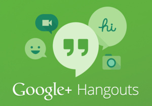 Google Hangouts geduchte concurrent voor de WhatsApp Messenger