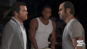 GTA V took top prize at Golden Joysticks