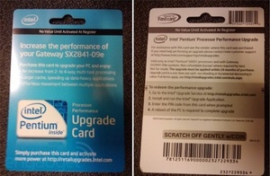 Intel to charge $50 to fully unlock their CPUs